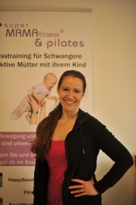 superMAMAfitness-Trainerin Tina Schuller