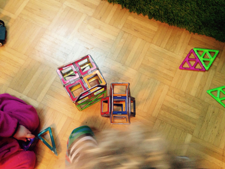 Für Kids Mütter Und Die Großen: Lieblingsspielzeug Magformers