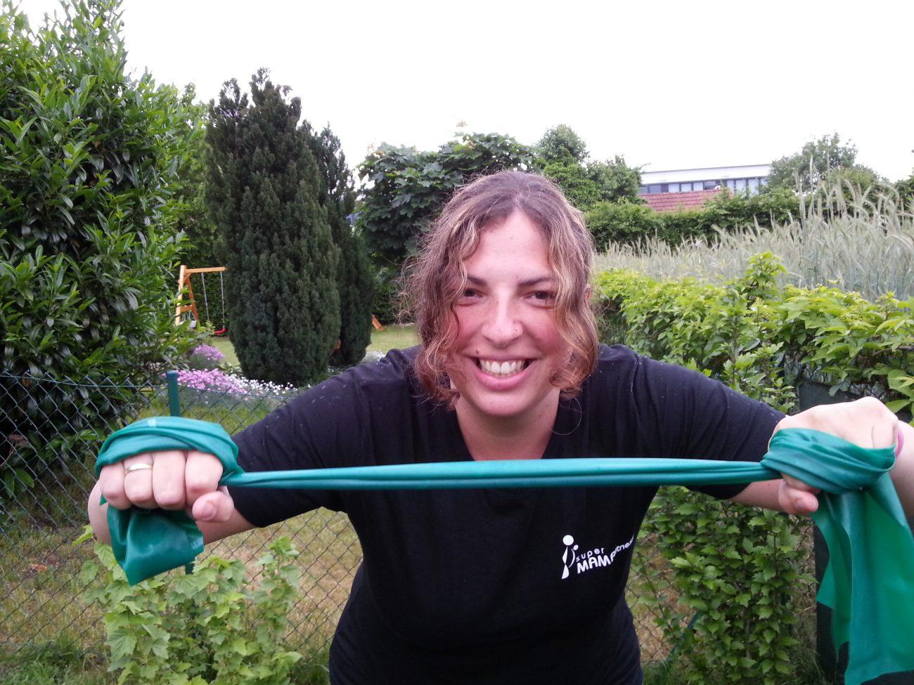 superMAMAfitness-Trainerin Ilona