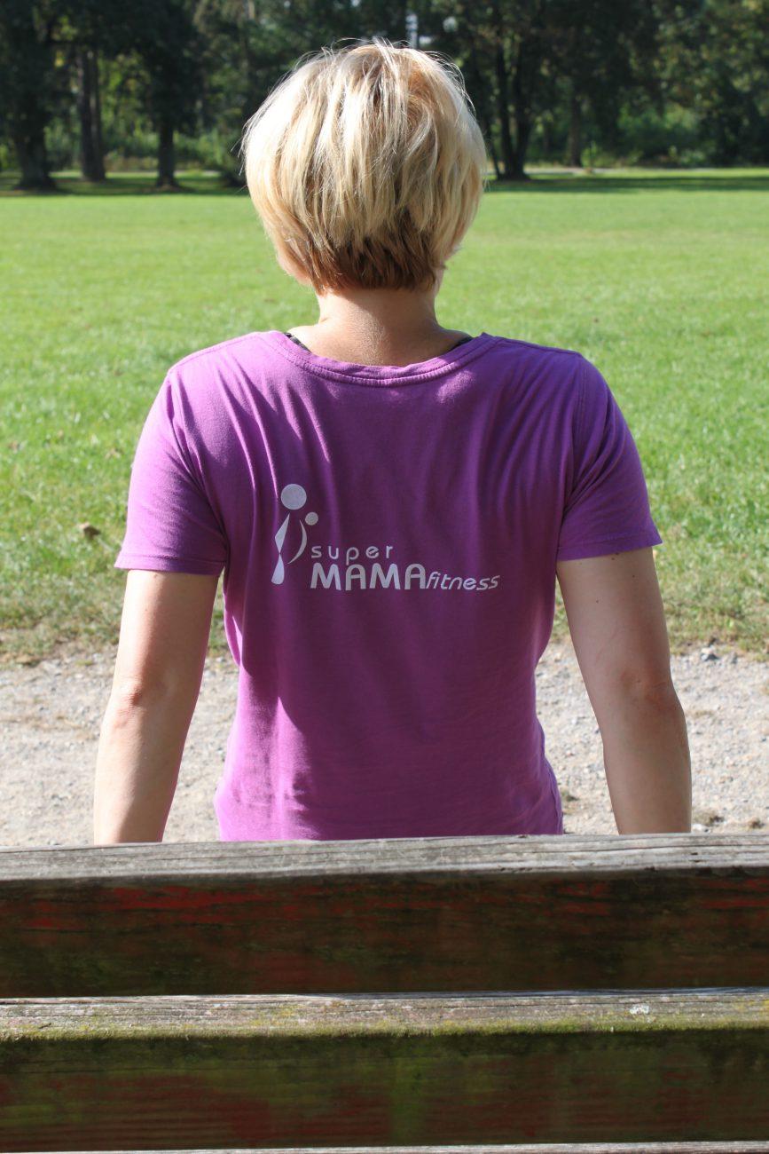 superMAMAfitness Trainerin Nadine Espelmann