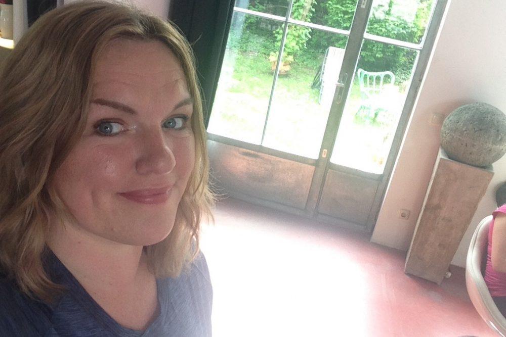 MamaFitness-Expertin Heike Thierbach